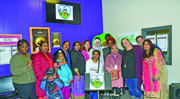 William Hingston Centre becomes a 'Friend of Children'