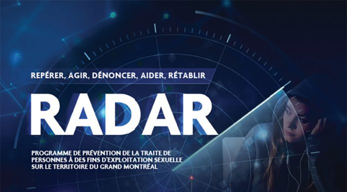Montreal-Laval-Longueuil police launch 'RADAR' anti-sexploitation drive