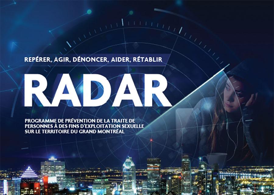 Montreal-Laval-Longueuil police launch 'RADAR' anti-sexploitation drive
