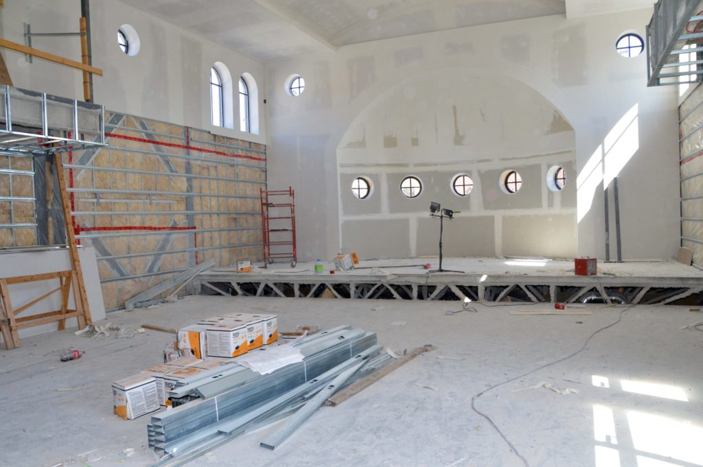 St. Sophie's Greek Orthodox Church set to reopen by Easter next year