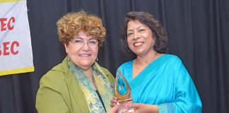 Himalaya Seniors president honoured as 'Citizen of the Year'