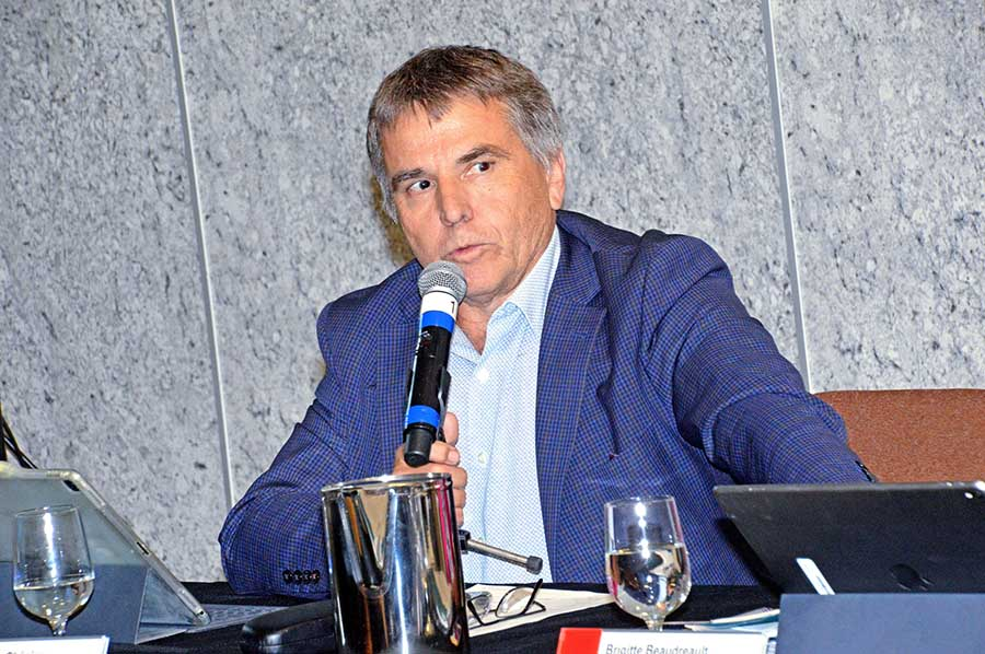 VSP borough says farewell to longtime D-G Stéphane Chénier