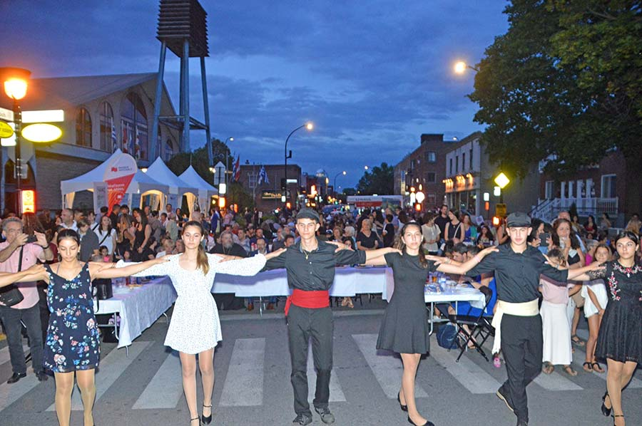 Celebrating Greek culture and identity in Park Ex