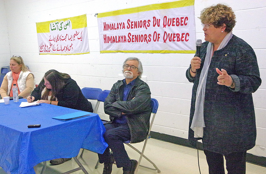 Third HSQ event focuses on racism and discrimination