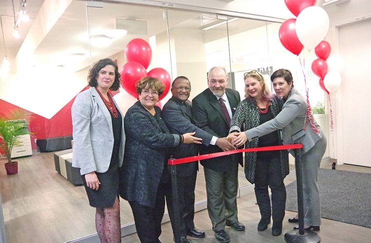 Vanier College inaugurates new Parc-Extension Campus