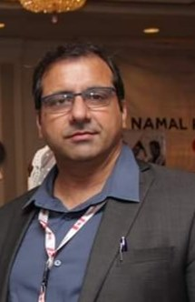 Mahmood Ul-Haque is president of Canada Pakistan Association which is funding the distribution of meals.