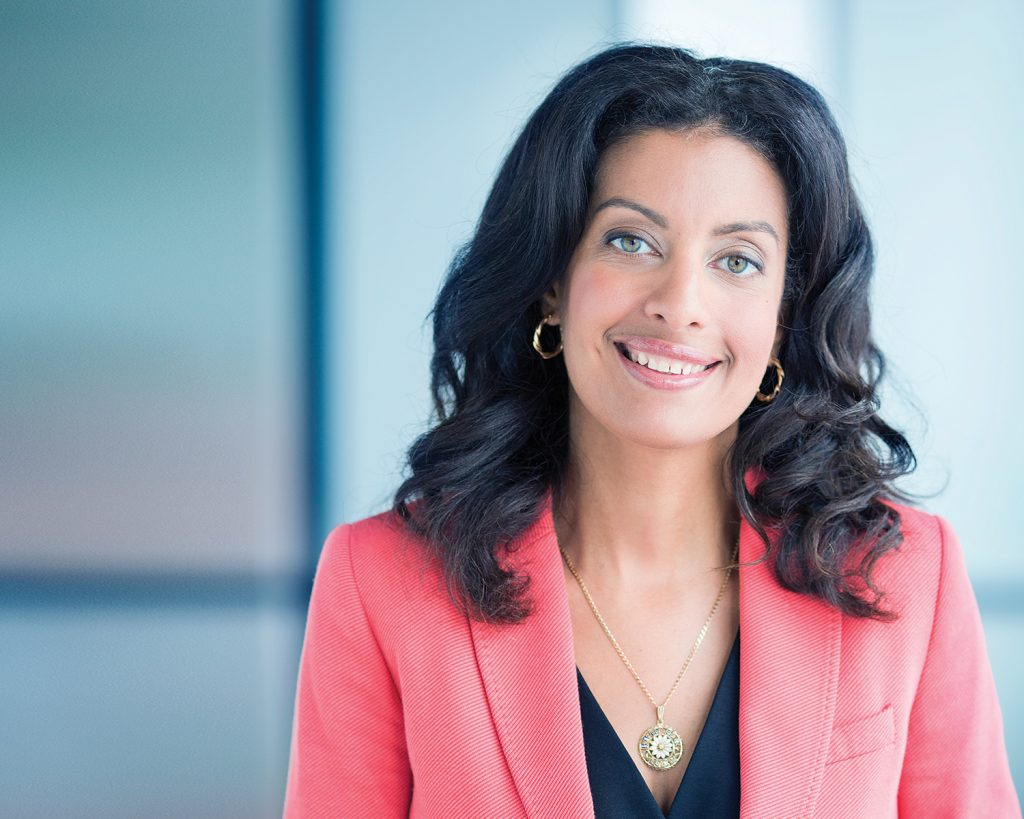 Dominique Anglade first woman in history to lead Liberal Party of Quebec.