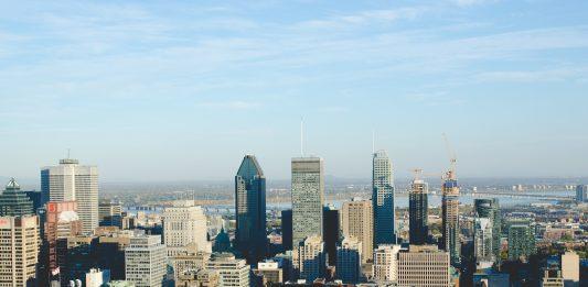 montreal city metropolis quebec